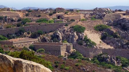 Mount Altura Fortress