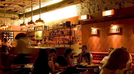 Szoda Bar Budapest