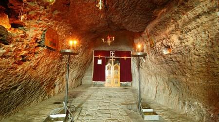 St. Andrew's Cave & Monastery