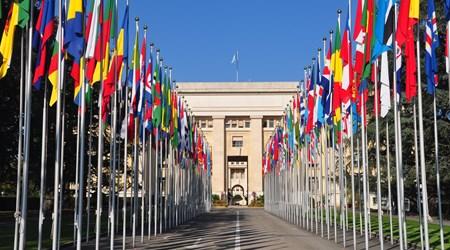 UN Headquarters - Palais des Nations