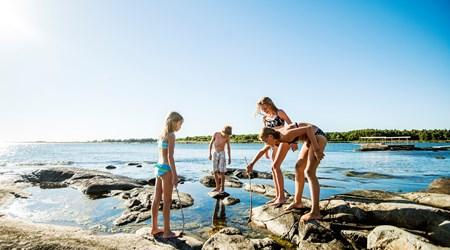 Karlskrona archipelago - 1,650 islands & islets