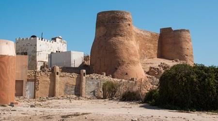 Tarout Castle