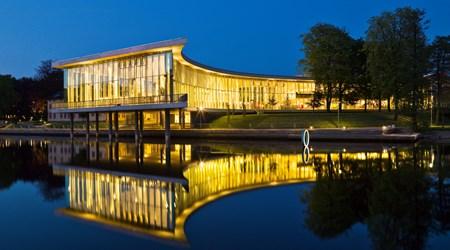 The four major arts venues