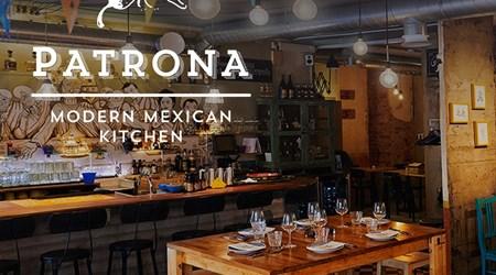 Patrona – Urban Mexican Fusion Kitchen