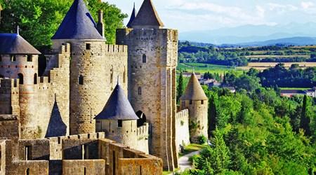 Fortress -  Cité de Carcassonne