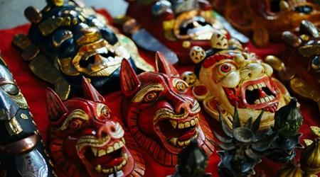 Handicrafts Market (Thimphu)