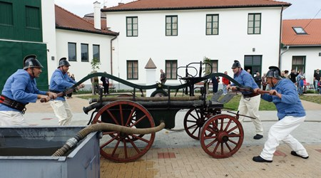 The Fire Service Museum