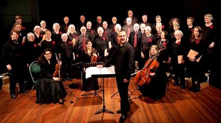 Phoenix Choir Christmas Concert at Katoomba