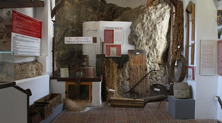 Ethnological Museum or typical house from the XVIII century
