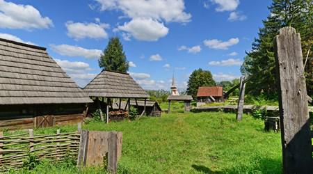 Ethnographic Park Romulus Vuia