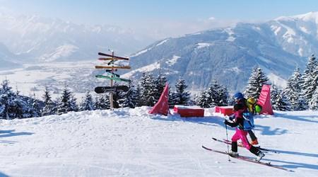 Ronachkopf  ski touring mountain