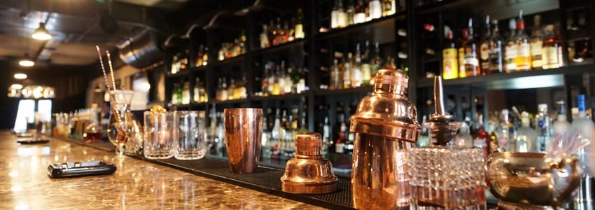 Bar in Johannesburg
