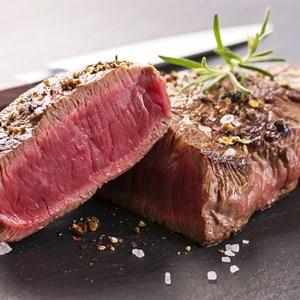 beef steak / hlphoto/Shutterstock.com