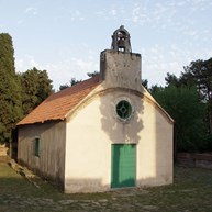 Small church of St. Cross