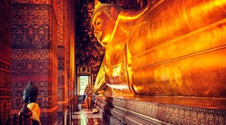 Wat Phra Chetuphon (Temple of the Reclining Buddha)