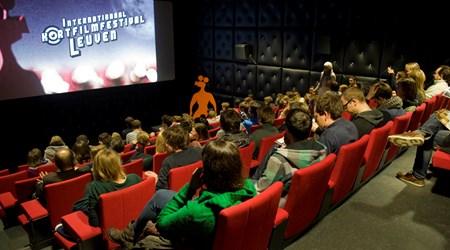 International short film festival Leuven (beginning of December)