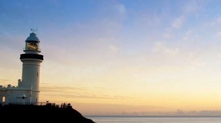 Cape Byron Headland and Lighthouse