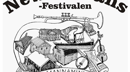New Orleansfestivalen, July 20-22th