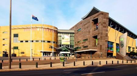 Museum of New Zealand - Te Papa Tongarewa
