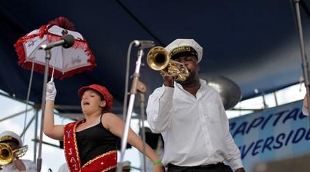 Satchmo SummerFest (August)