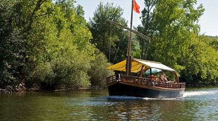 Boat Trips on the Dordogne River