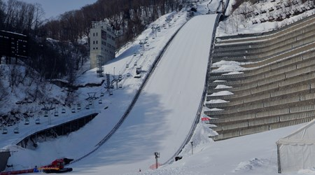 Mount Okura Ski Jump Stadium and Museum