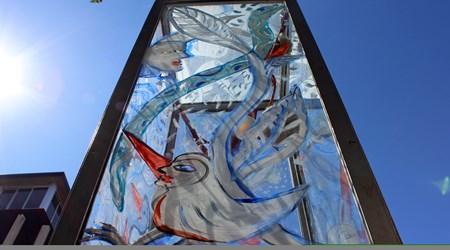 Street of Glass Art
