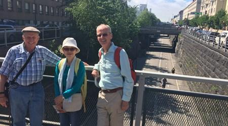 Happy Helsinki Walk