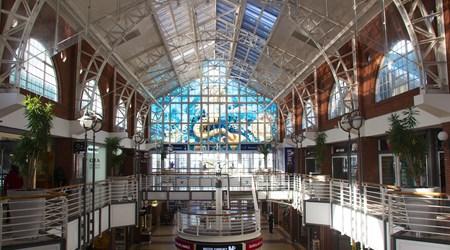 Victoria Wharf Shopping Mall