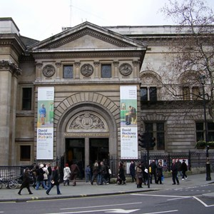 The National Portrait Gallery of the United Kingdom in London. / Ham/Wikimedia Commons