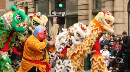 Stockton Chinese New Year Celebration (March)