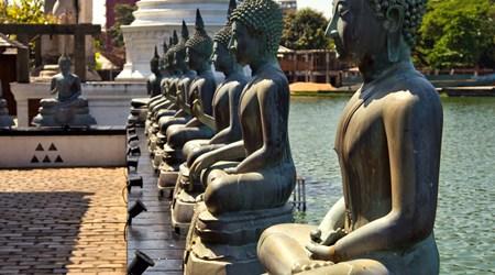 Seema Malaka Buddhist Temple