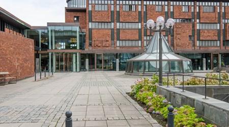 Kulturhuset – Cultural Center