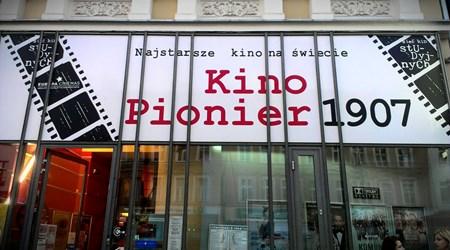 Pionier 1907 Cinema