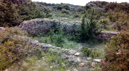 Roman ruins of Piantarella