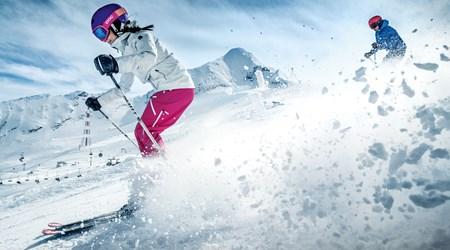 Ski area Kitzsteinhorn