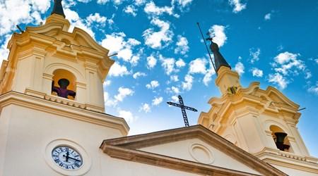 The Sanctuary of the Virgin of the Fuensanta