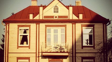 The Wooden Architecture of Kaunas