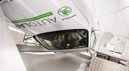 SKODA Auto Lab - Interactive Safety Center