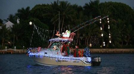 Palm Beach Holiday Boat Parade