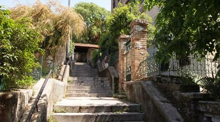 Petar Kružić Stairway