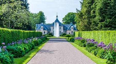 The gardens of Norrviken