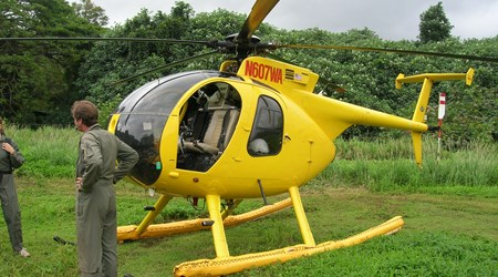 Fly Scenic Helicopter Tours