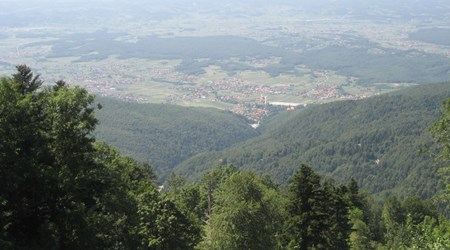 Mount Medvednica