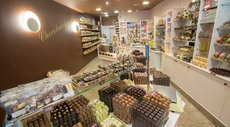 Het Chocoladehuisje