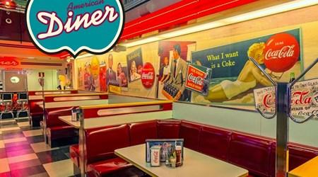 Classic American Diner Citykäytävä