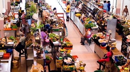 Mercado Municipal Mindelo (Sao Vicente)
