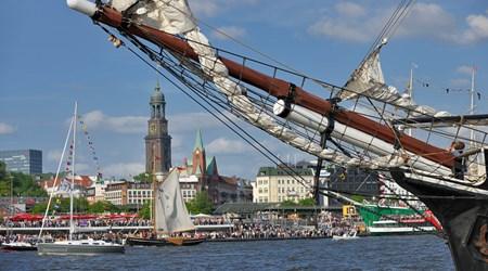 Hafengeburtstag Hamburg