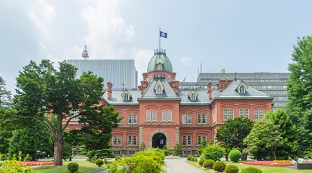 Old Hokkaido Government Building