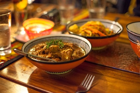La Palmeraie Restaurant